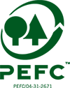hoess_holzhandel_pefc_logo